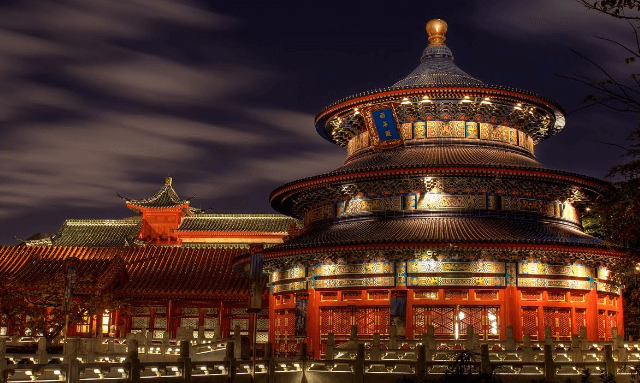 Filme Wondrous China no Epcot da Disney Orlando