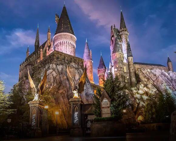 Parque do Harry Potter em Orlando