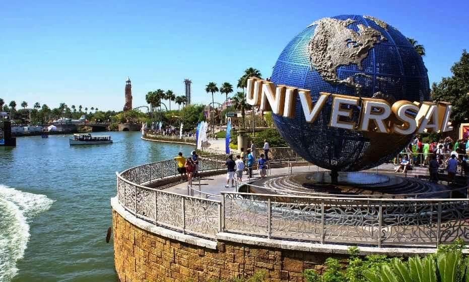 Orlando Universal Viagem