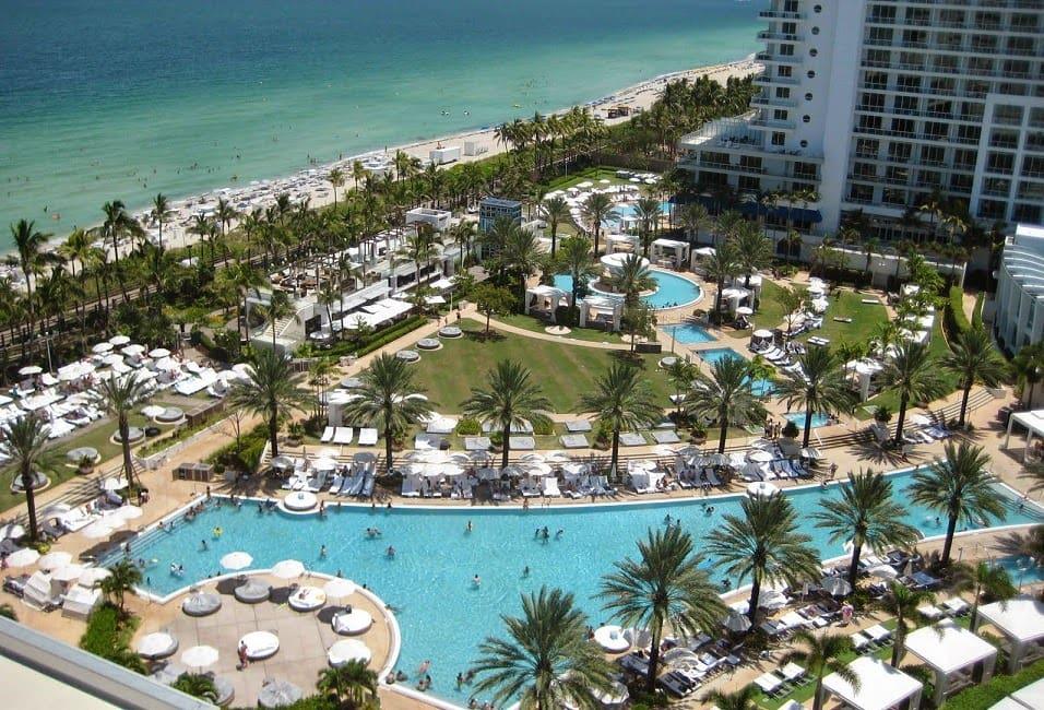 Hotel Miami Beach Fontainebleau Resort Miami Beach