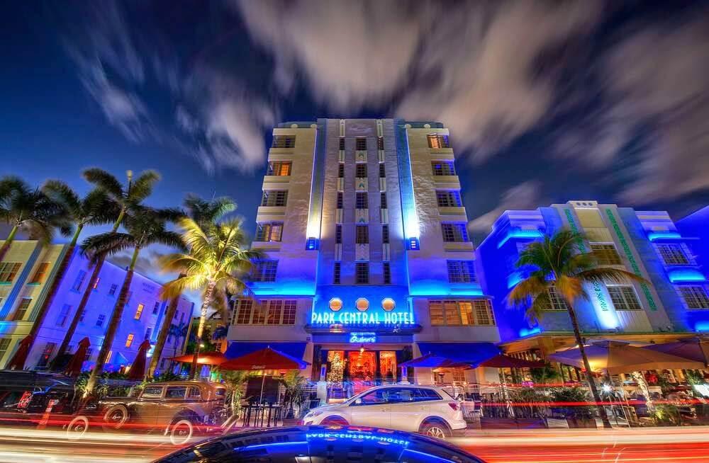 Hotel Miami Beach Park Central