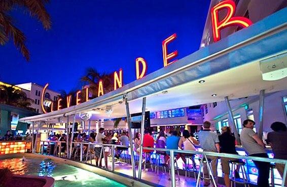 Hotel Clevelander Ocean Drive