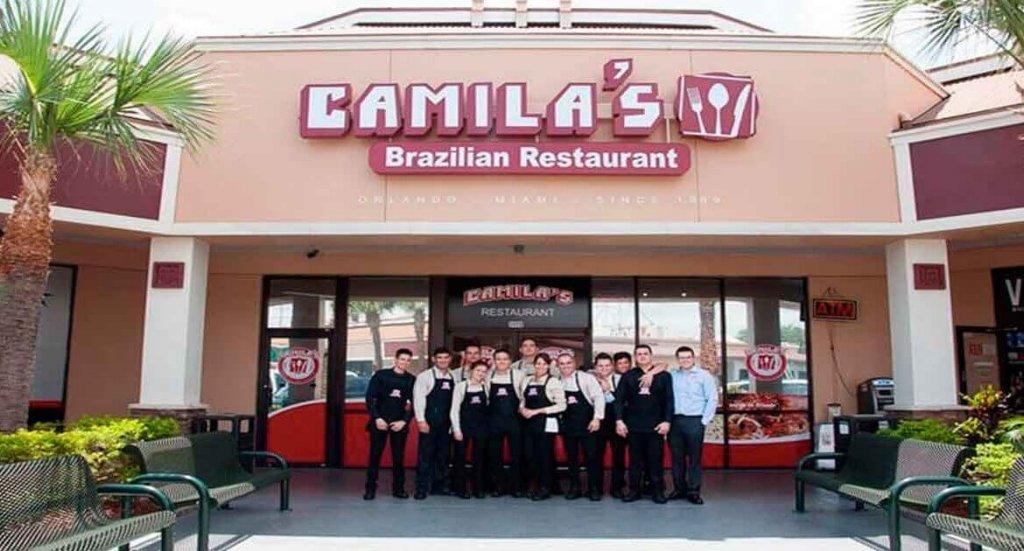 Camila´s Restaurant em Orlando e Miami   Comida brasileira