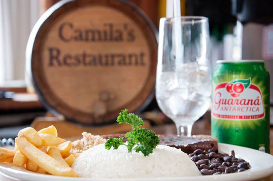 Restaurante Camila's em Orlando e Miami