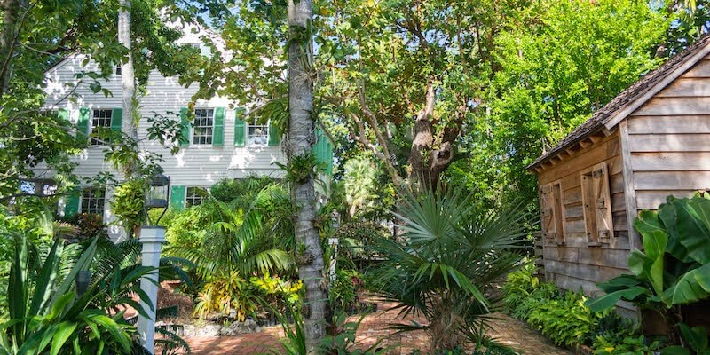 Museu Audubon House and Tropical Gardens
