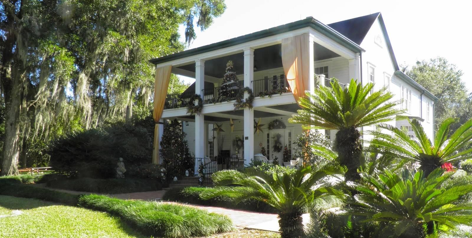 Harry P. Leu Gardens em Orlando