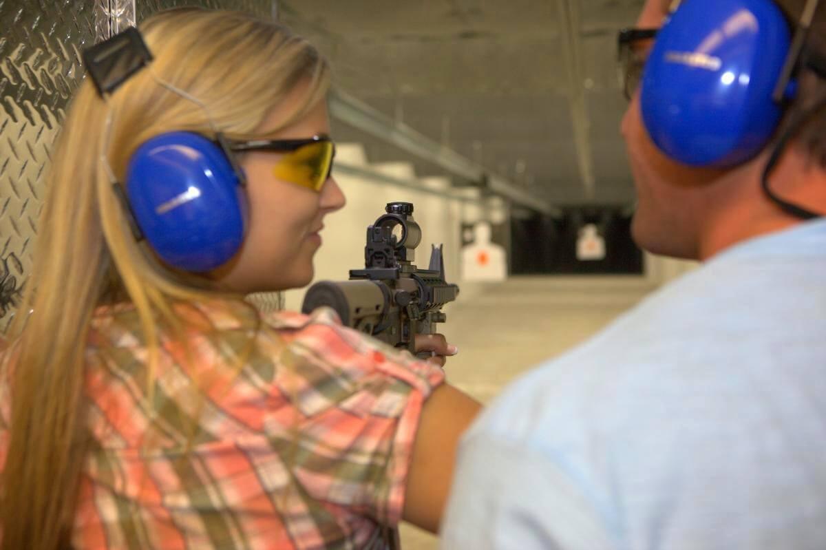 Tiro ao alvo no The Orlando Gun Club | Orlando