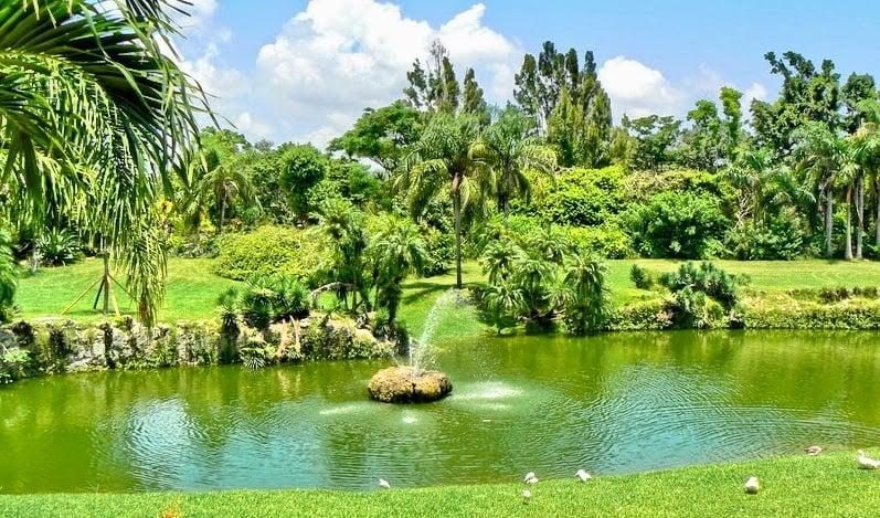 Parque Pinecrest Gardens em Miami