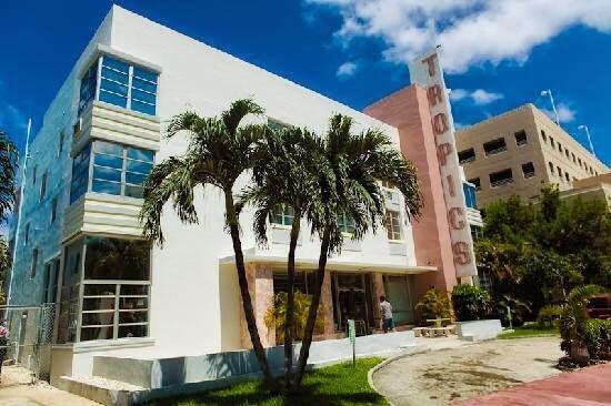 Tropics Hostel Miami Beach