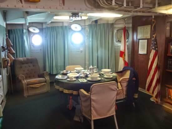 USCGC Ingham Maritime Museum Key West