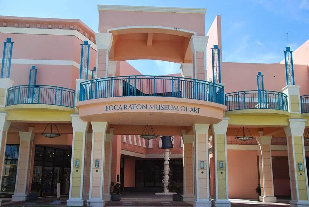 Boca Raton Museum of Art em Palm Beach