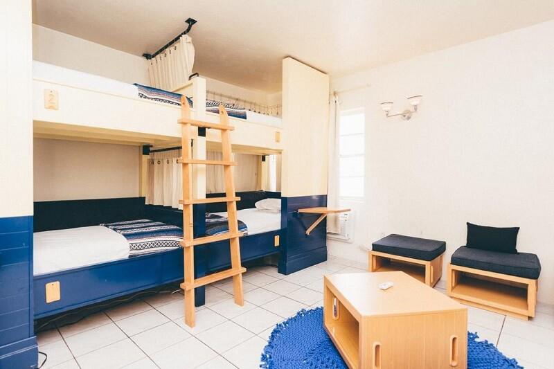 Quarto do Freehand Miami Hostel