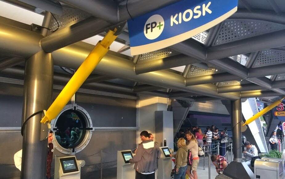 FastPass+ da Disney em Orlando Quisque