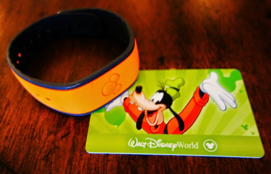Novas cores das pulseiras Magic Band da Disney Orlando