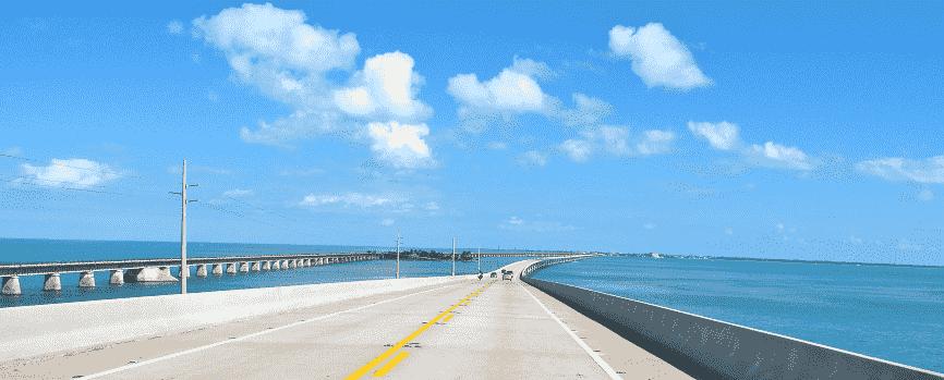 Como ir até Key West
