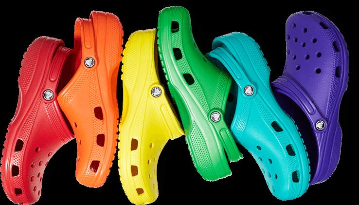Onde comprar Crocs em Orlando e Miami