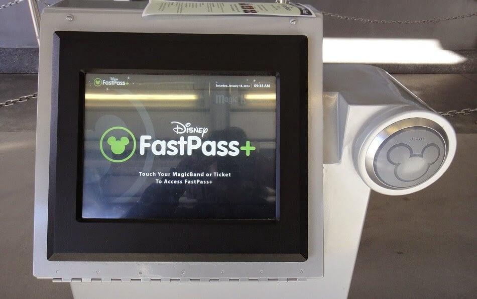 FastPass+ da Disney em Orlando