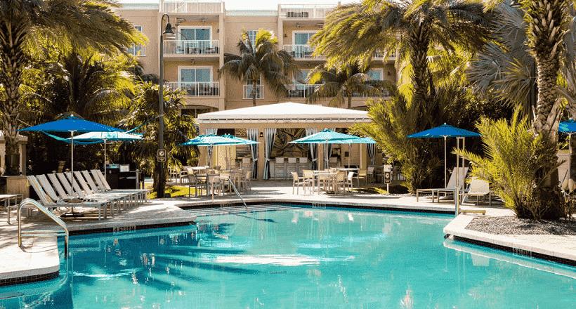 Hotéis bons e baratos em Key West na Flórida
