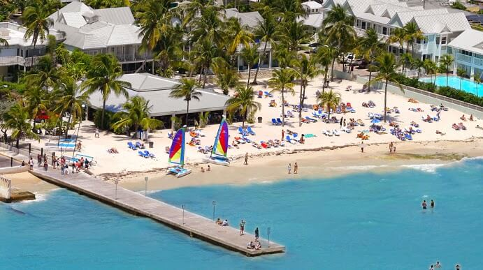 Praia South Beach Key West