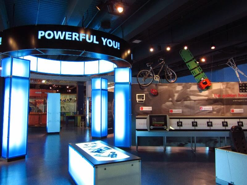 Museum of Discovery and Science em Fort Lauderdale Miami