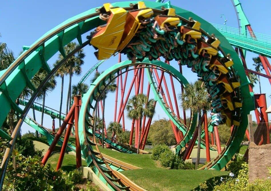 Parque Busch Gardens Tampa
