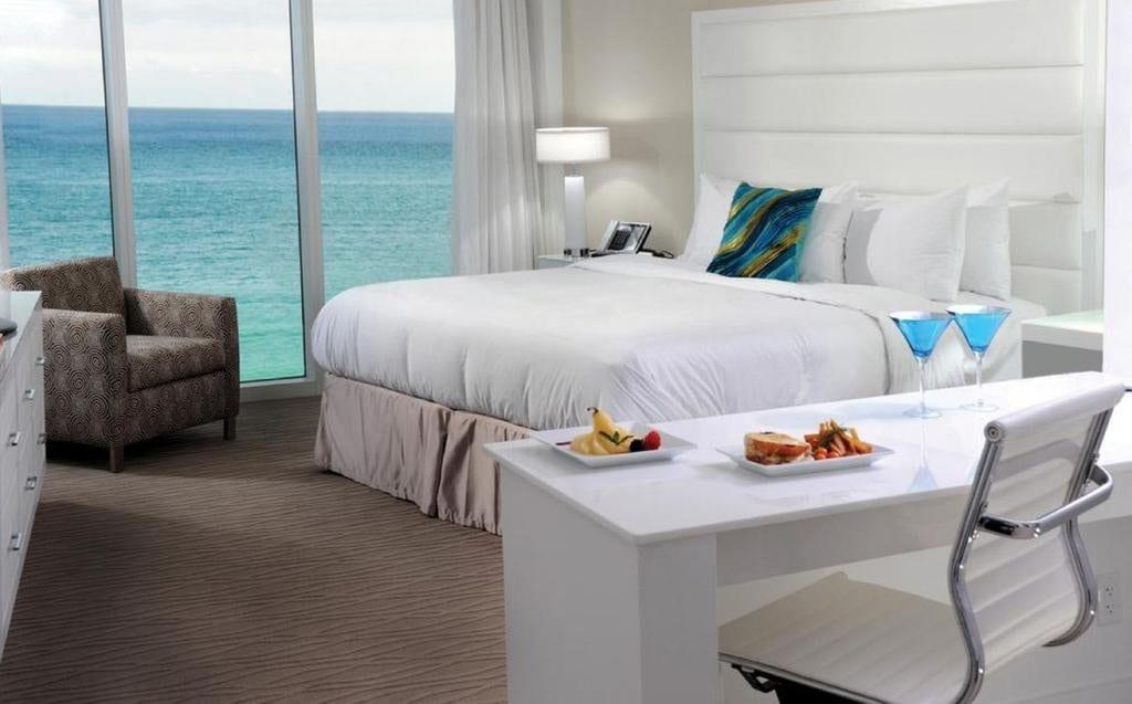 Hotel Sonesta em Fort Lauderdale: quarto
