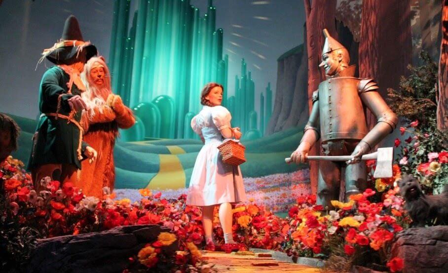 The Great Movie Ride no Disney Hollywood Studios - Personagens