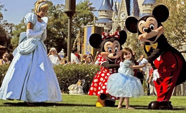 Ingressos para os Parques da Disney World em Orlando
