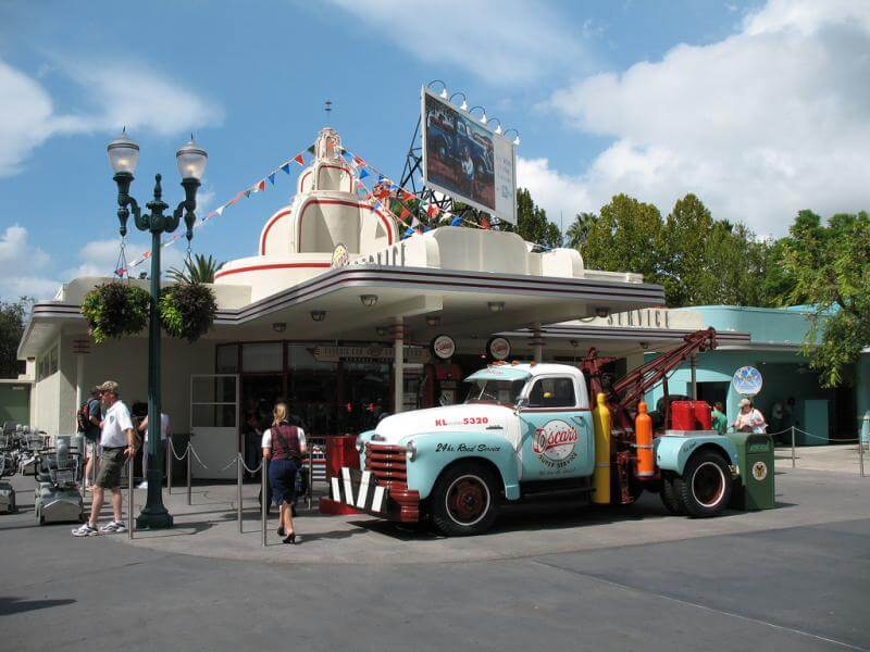 Loja Oscar's Super Service & Classic Car Souvenirs