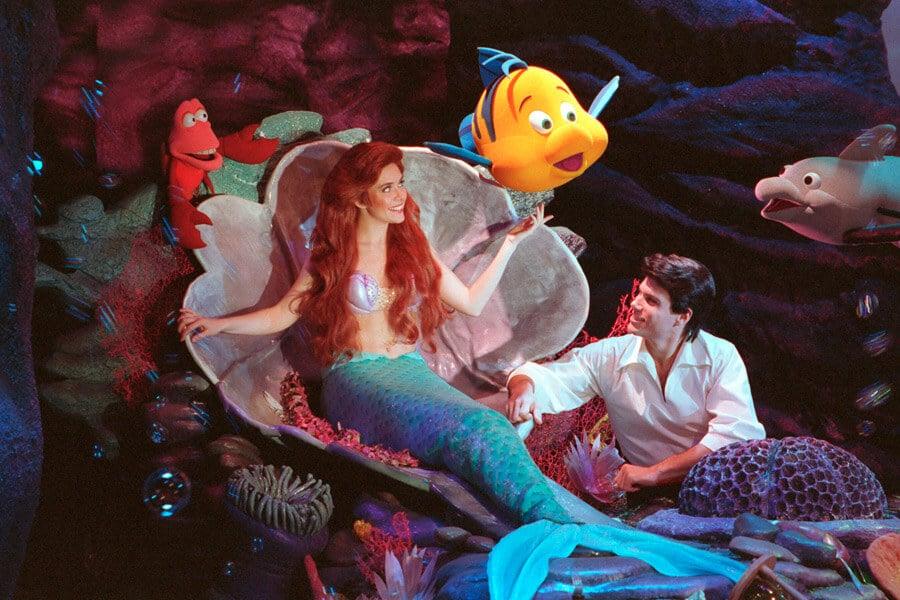 Ariel - Parque Disney Hollywood Studios