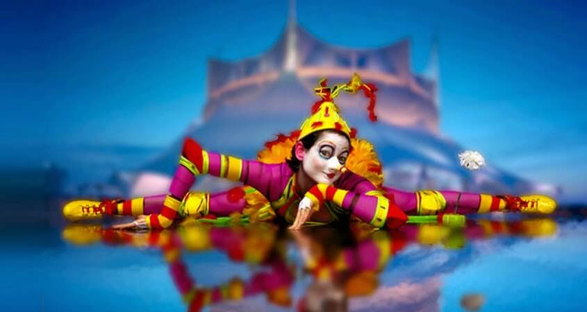 Ingressos do Show Cirque du Soleil La Nouba em Orlando