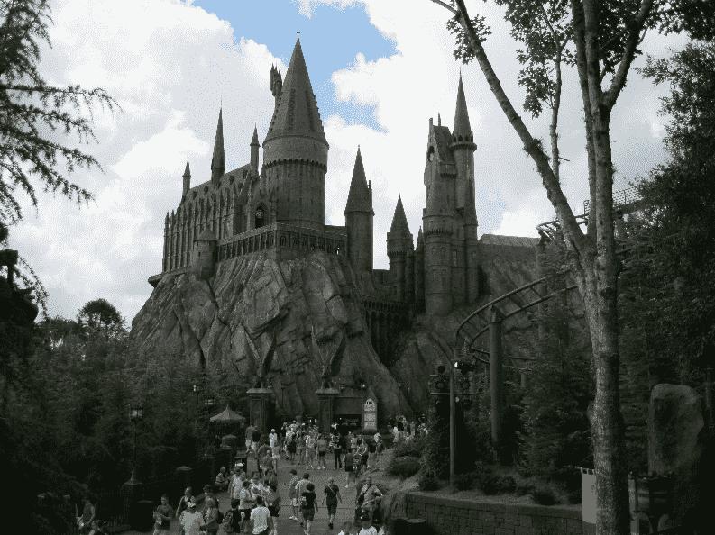 Harry Potter - Parque Islands of Adventure Orlando