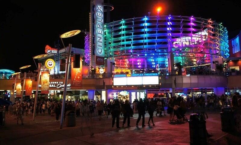 Pontos turísticos em Orlando | Universal CityWalk