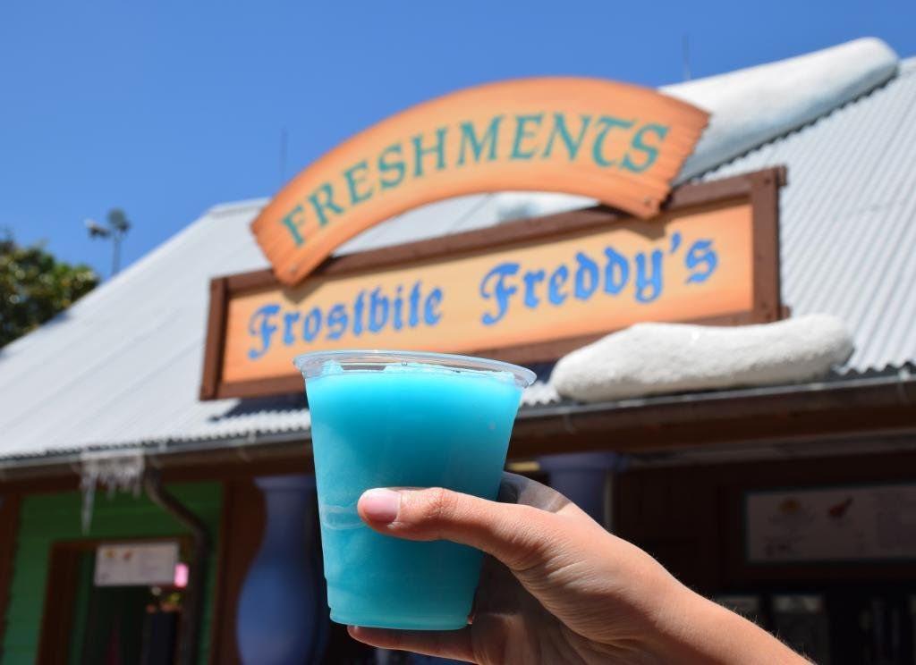 Frostbite Freddy's Frozen Freshments