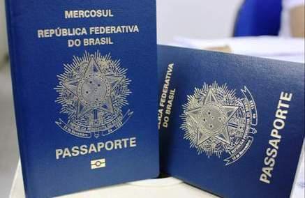 Passaporte Brasileiro Como Tirar
