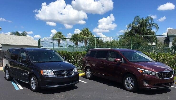 Vale a pena alugar um carro em Miami ou Orlando? É necessário?