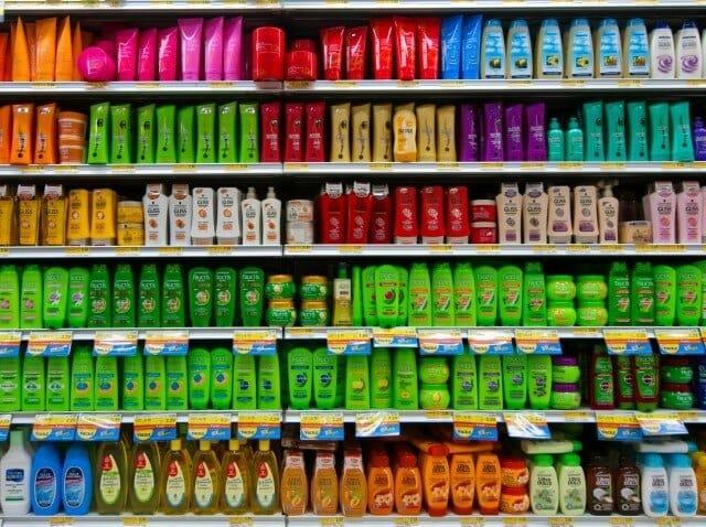 Shampoos e Condicionadores no Walmart