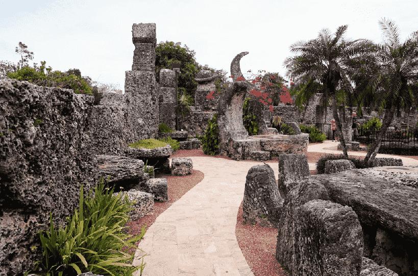 Coral Castle em Miami