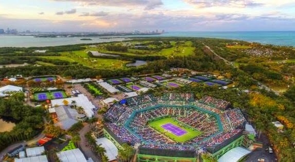Miami Open: Torneio de Tênis