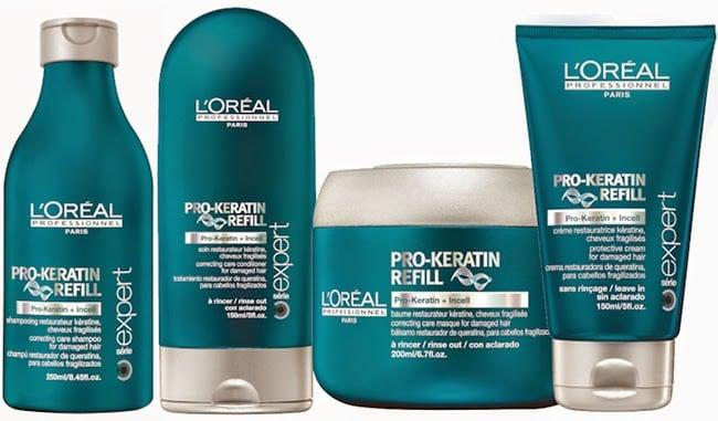 L'Oréal Professionnel en Orlando y Miami - Línea de expertos