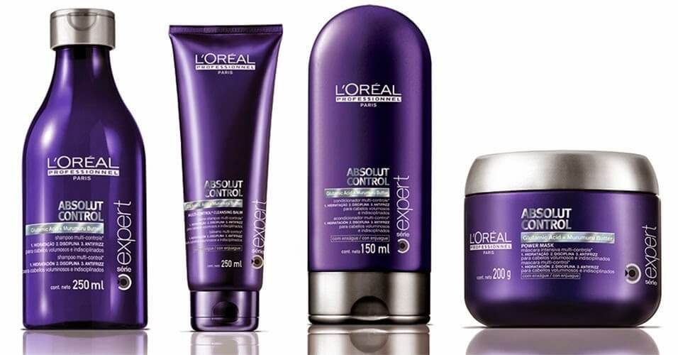L'Oréal Professionnel en Orlando y Miami - Línea Absolut Control