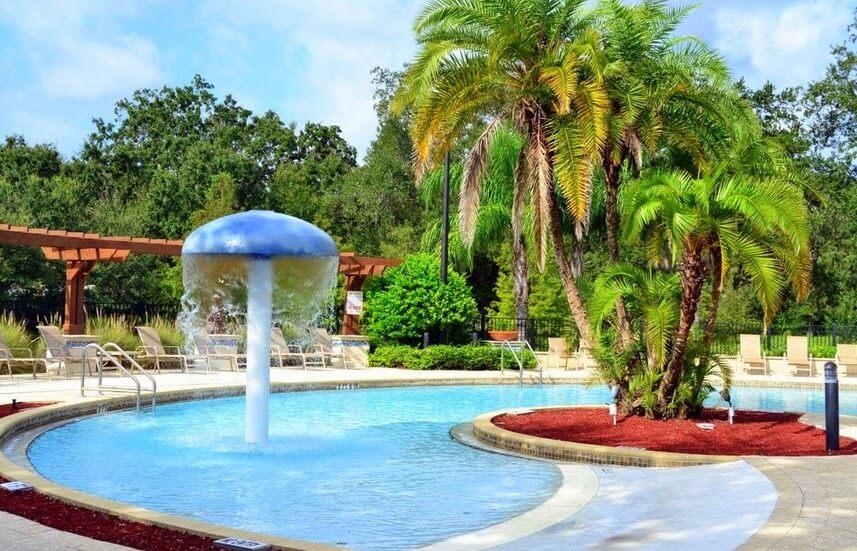 Piscina do Lucaya Village Resort