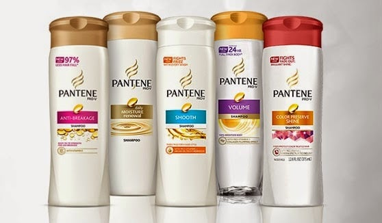 Variedade de produtos Pantene Miami Orlando