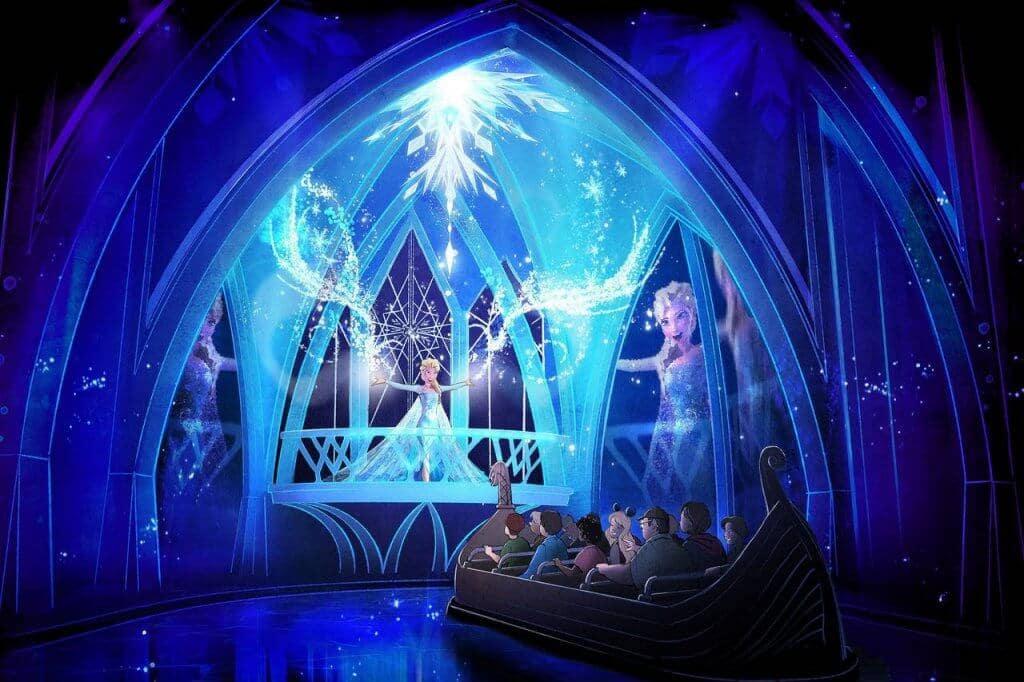 brinquedo Frozen Orlando