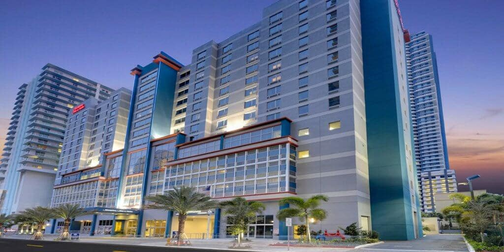 Hotel Hampton Inn Miami