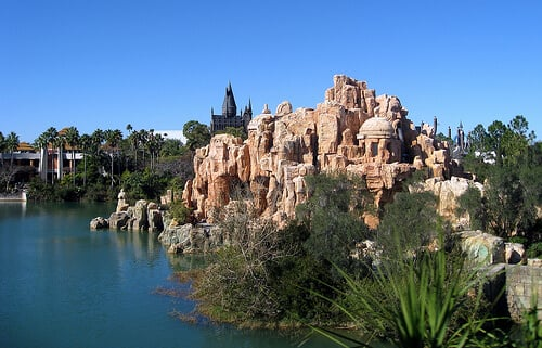 Mythos Universal Orlando