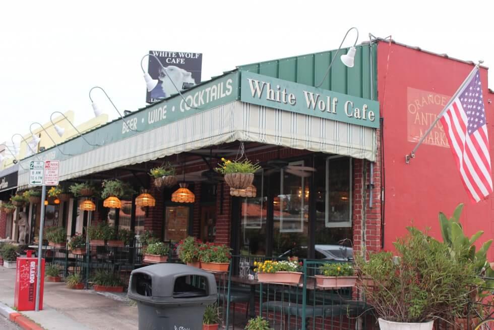 The White Wolf Cafe em Orlando
