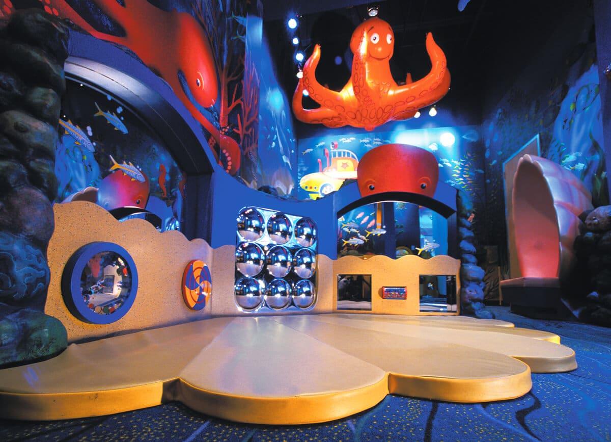 Museu da criança em Miami