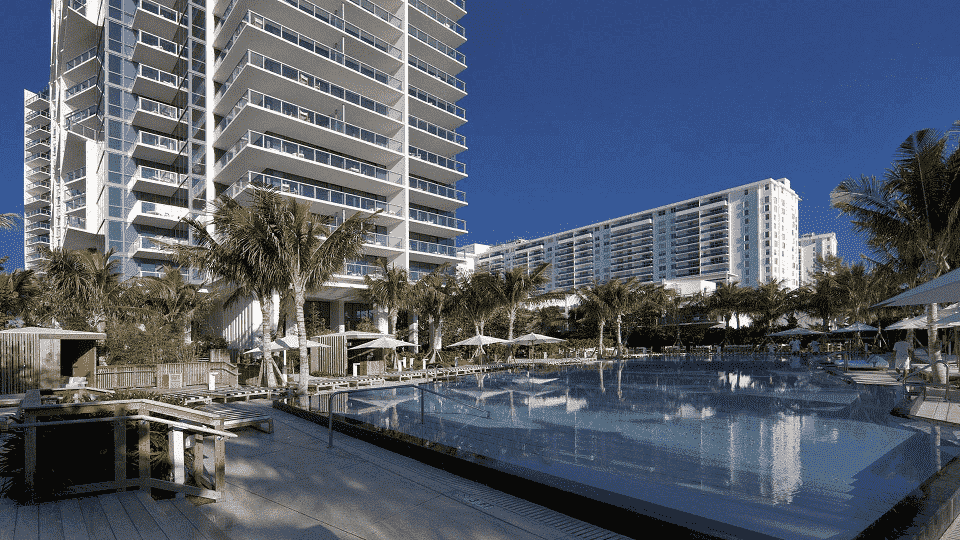 Hotel W South Beach em Miami