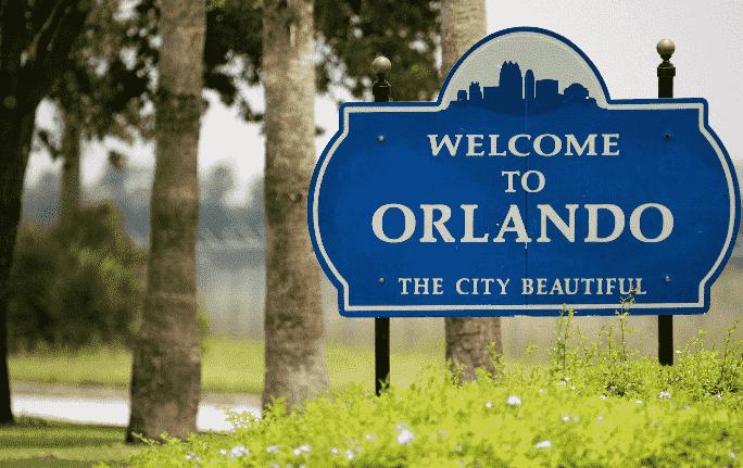 Orlando em Fevereiro